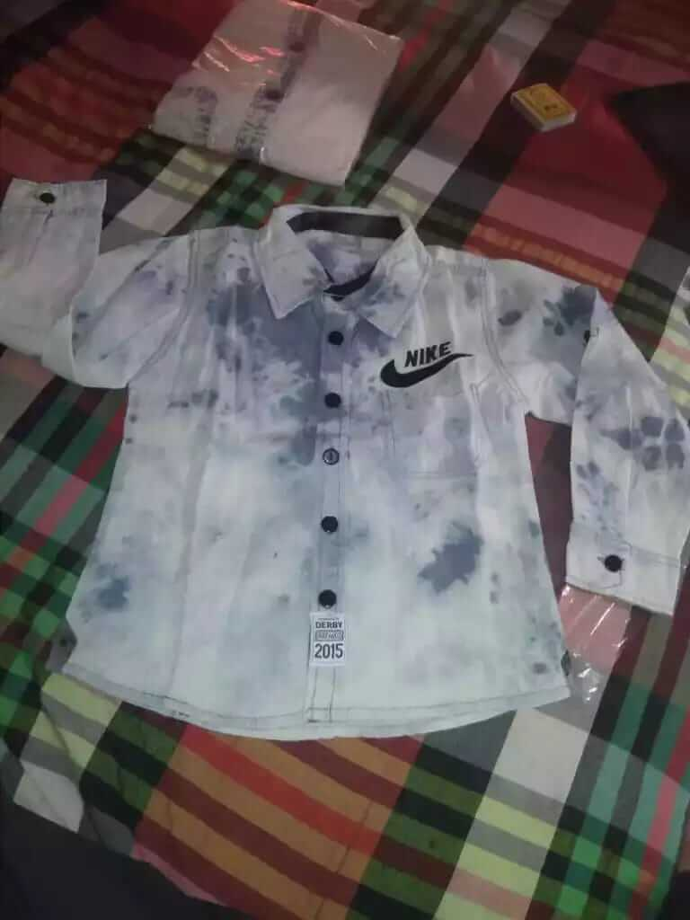 Danim shirt,size s to xl,boyes to aduld boyes.