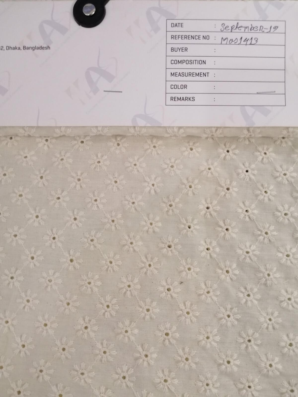 Mas Lace and Fabrics Ltd